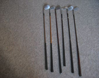 Pyratone Vintage Golf Clubs (6).