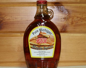 Pure Michigan Maple Syrup