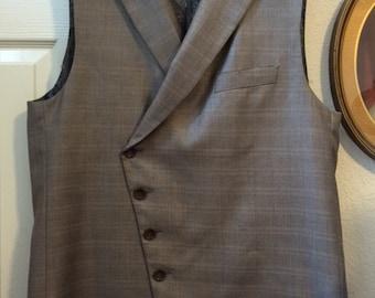 Dapper gentlemen's vest