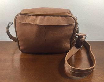 Brown Leather purse,, Organizer Bag, Purse, Shoulder Bag