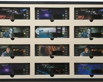 Star Trek: The Motion Picture Film Cells in Custom Frame