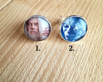 Adjustable ring The Lord of the Ring / JRR Tolkien / Gandalf / Gollum