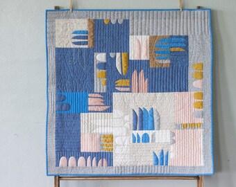 Hesperides Quilt Pattern by Carolyn Friedlander