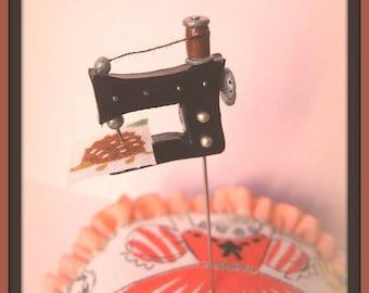Retro Vintage Inspired Sewing Machine