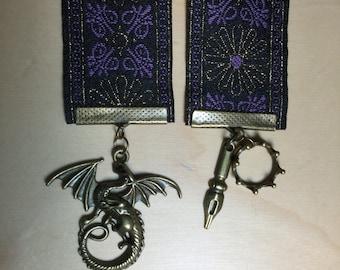 Royal Dragon Bookmark