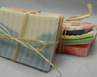 Soap Sample Bundle