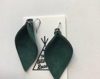 Petal earings