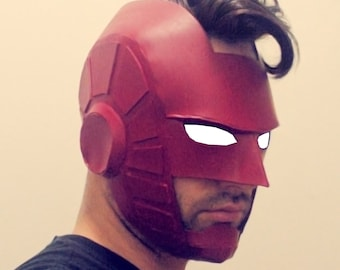 Captain Marvel pepakura TEMPLATE