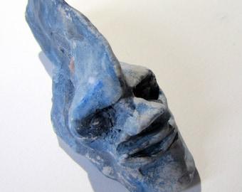 sculpture, ceramics, figurine, weird art - Finhead