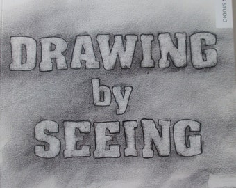 K Drawing by Seeing Book softbound how to book 175 pages used