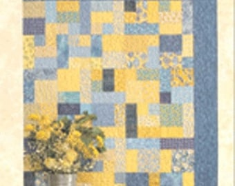YELLOW BRICK ROAD Quilt Pattern By Atkinson Designs ATK126
