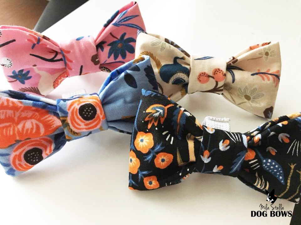 dog bowties