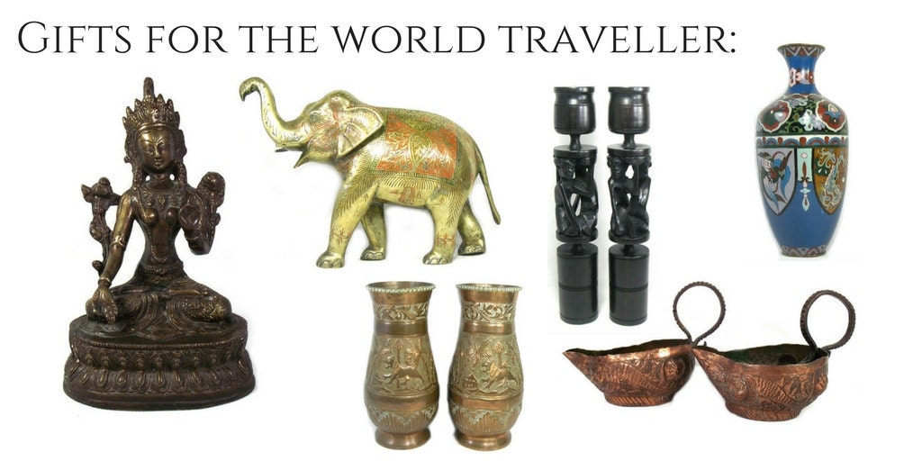 Gifts for the world traveller from Suki and Polly