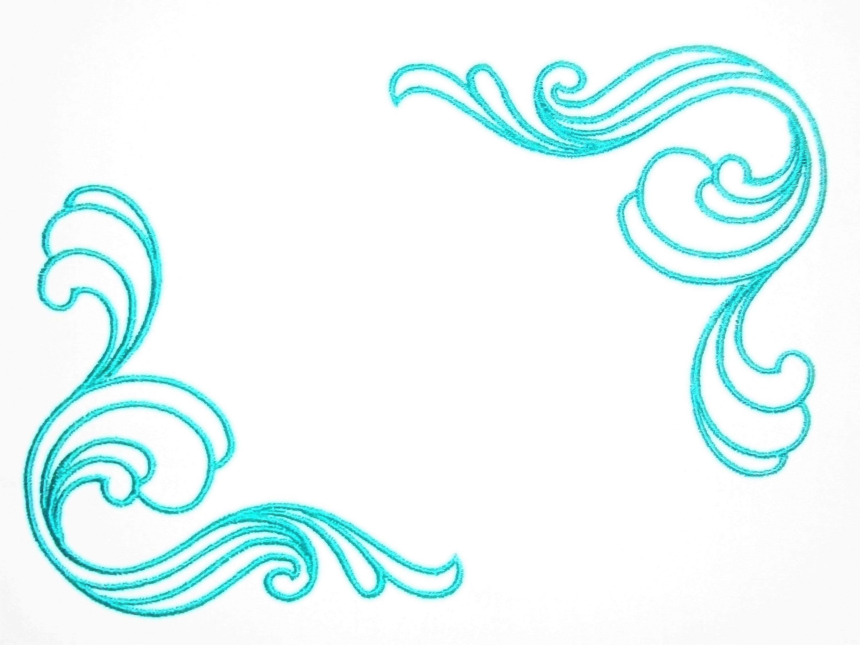 Sashiko Waves