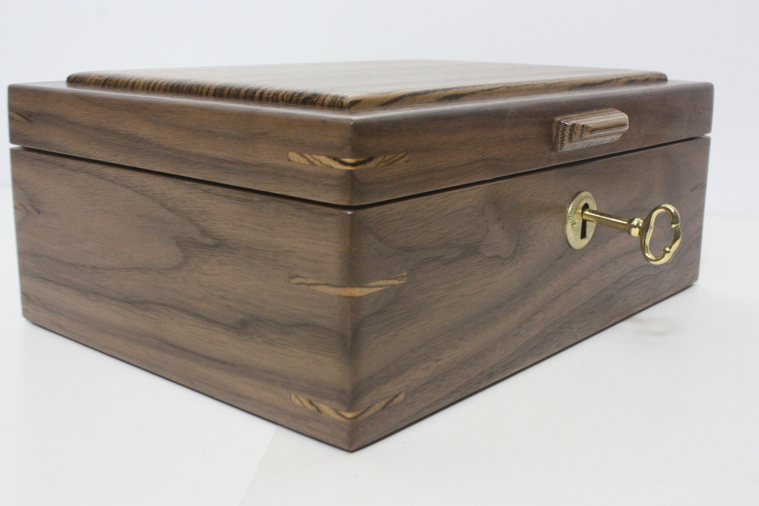 Locking Keepsake Box For Sale
