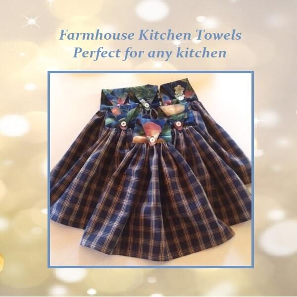 Farmhouse Kitchen Towels