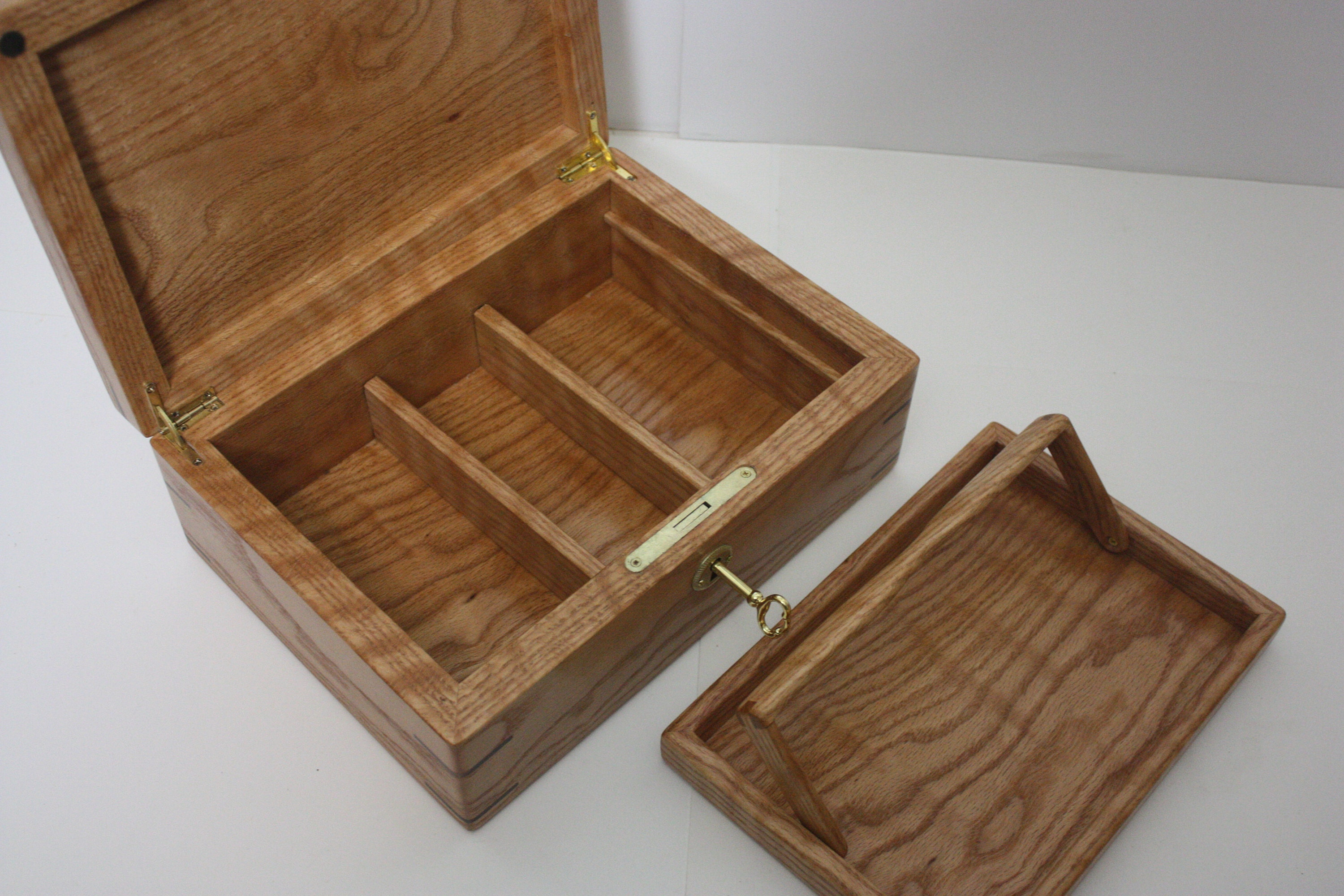 Handmade Jewelry Box For Sale