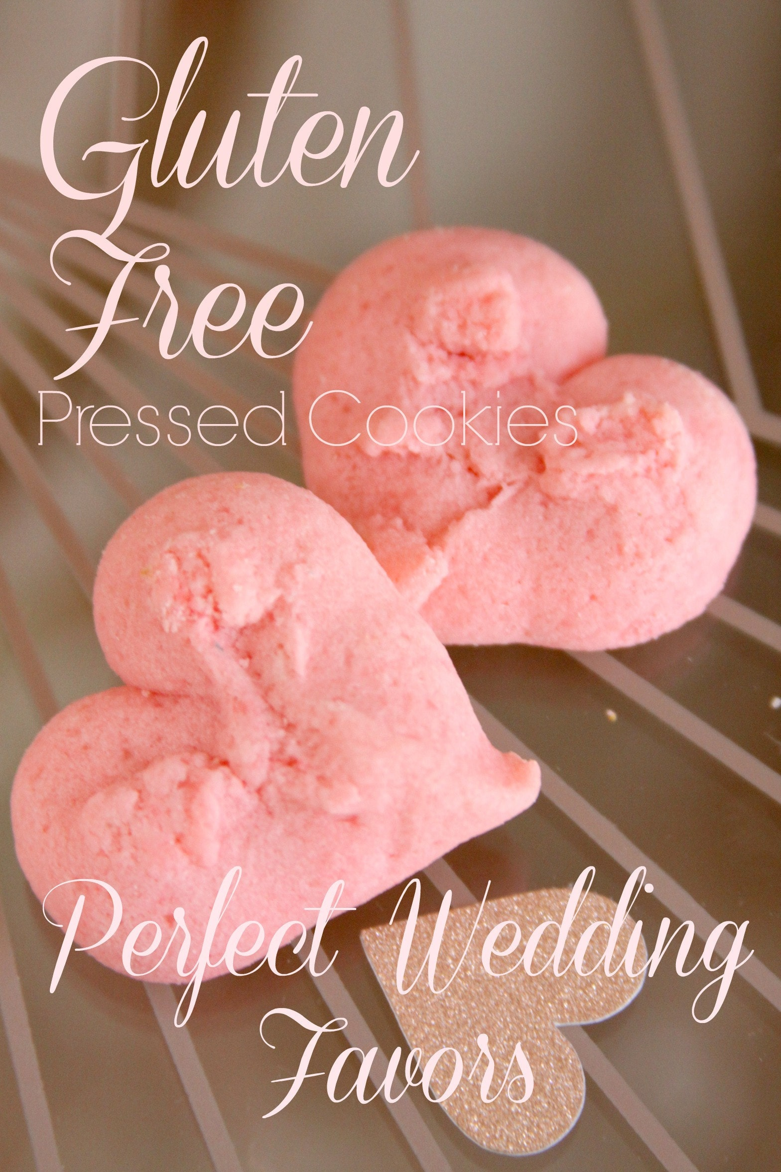 Gluten Free Pressed Cookies - Perfect for Valentine\'s Day or ...
