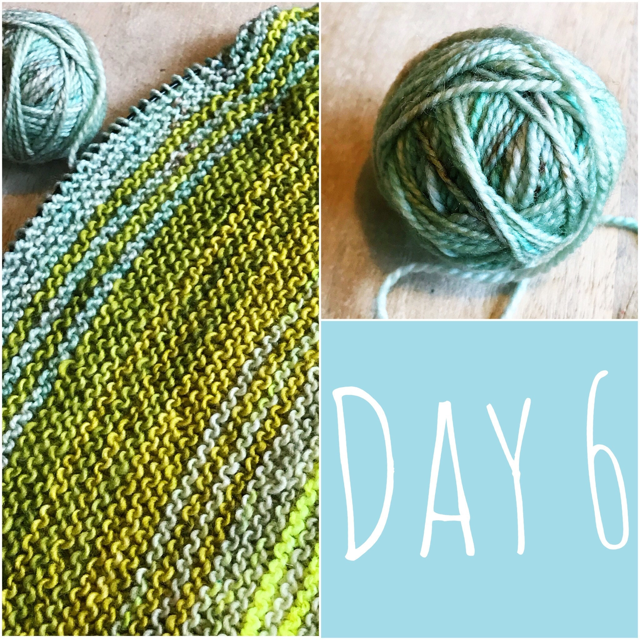 day 6 of advent wrap