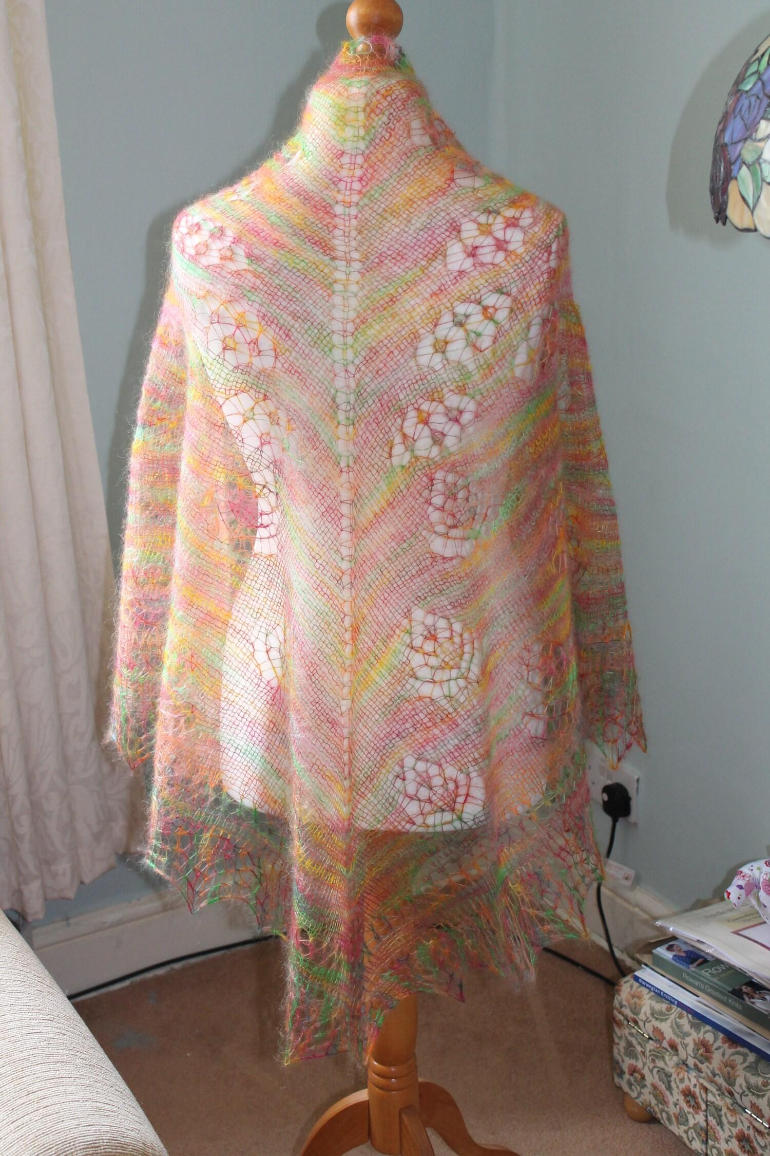 hedgerow shawl