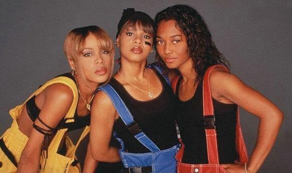 Hip-Hop group TLC