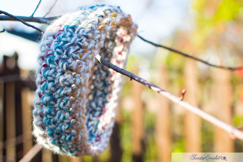 Sundae Crochet Co Headband