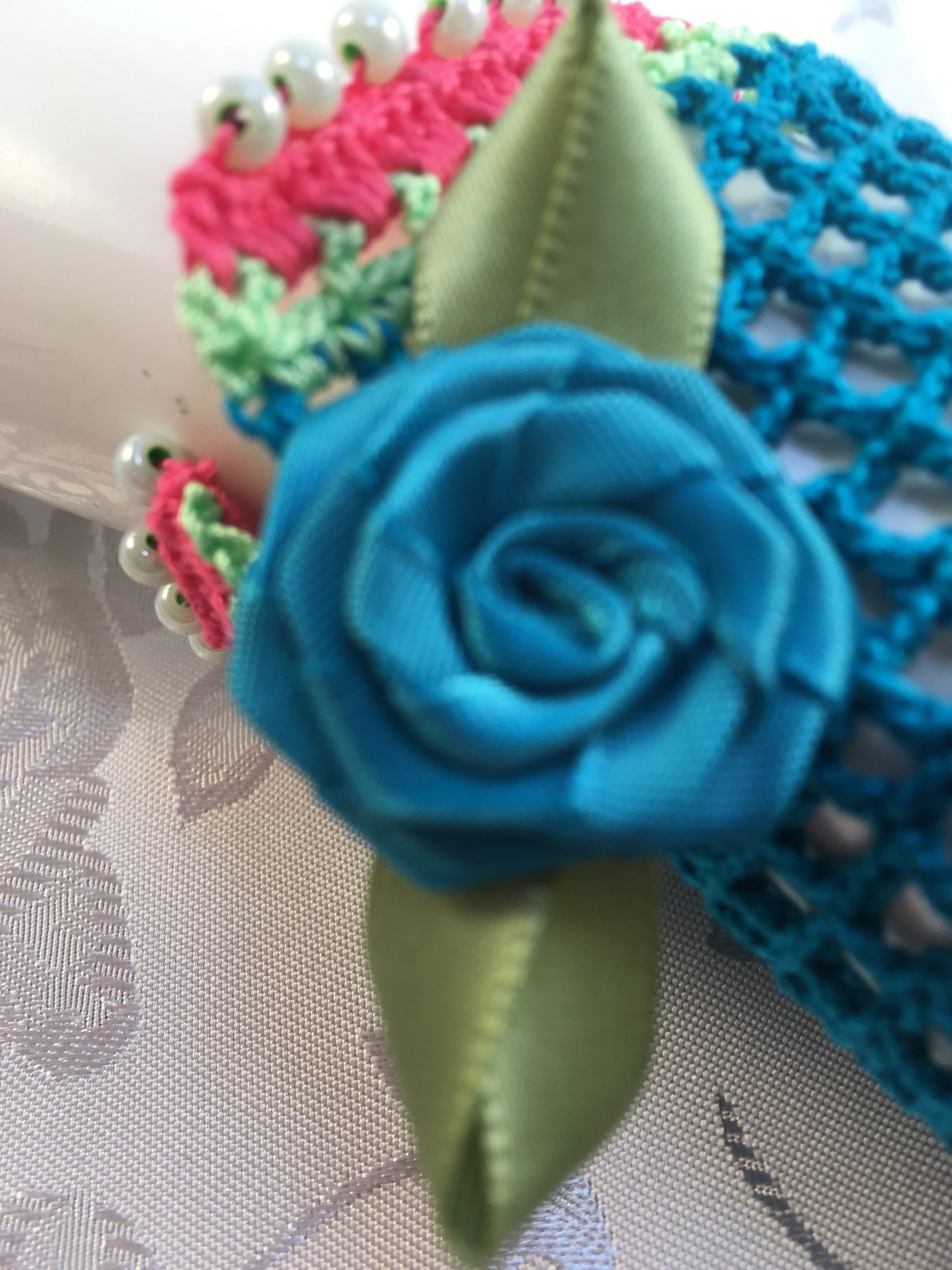 New items from the Crochet Maven, exclusively for Woolley Weaves Crochet