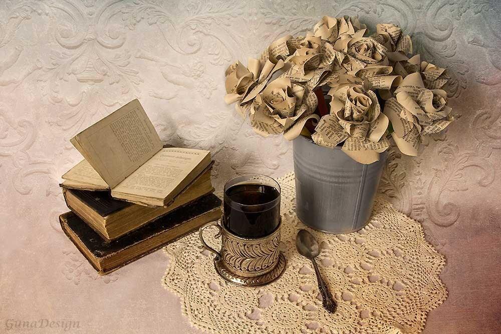 gunadesign guna andersone paper roses