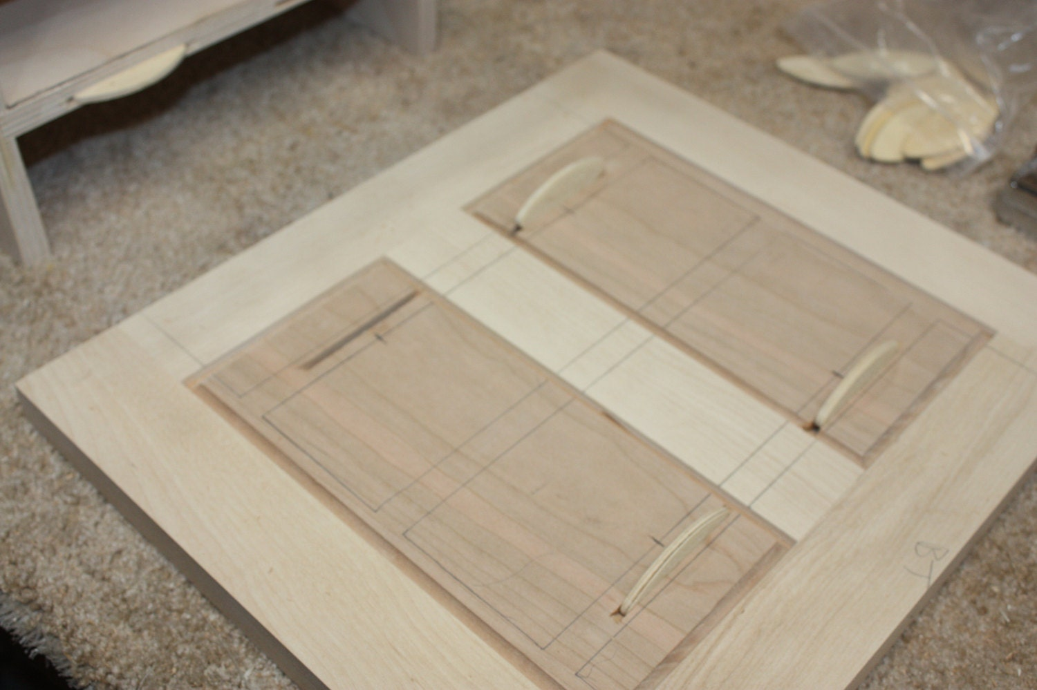 Making a Large Jewelry Box with Raised Panels