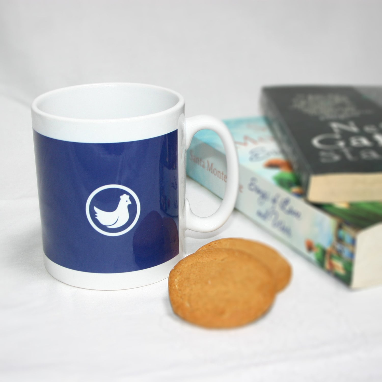 ChickenPink Classic Mug - Blue