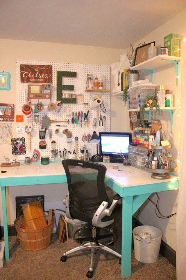 Pinterest Worthy Pegboard