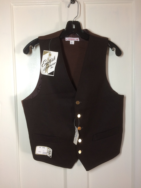 Deadstock vintage vest