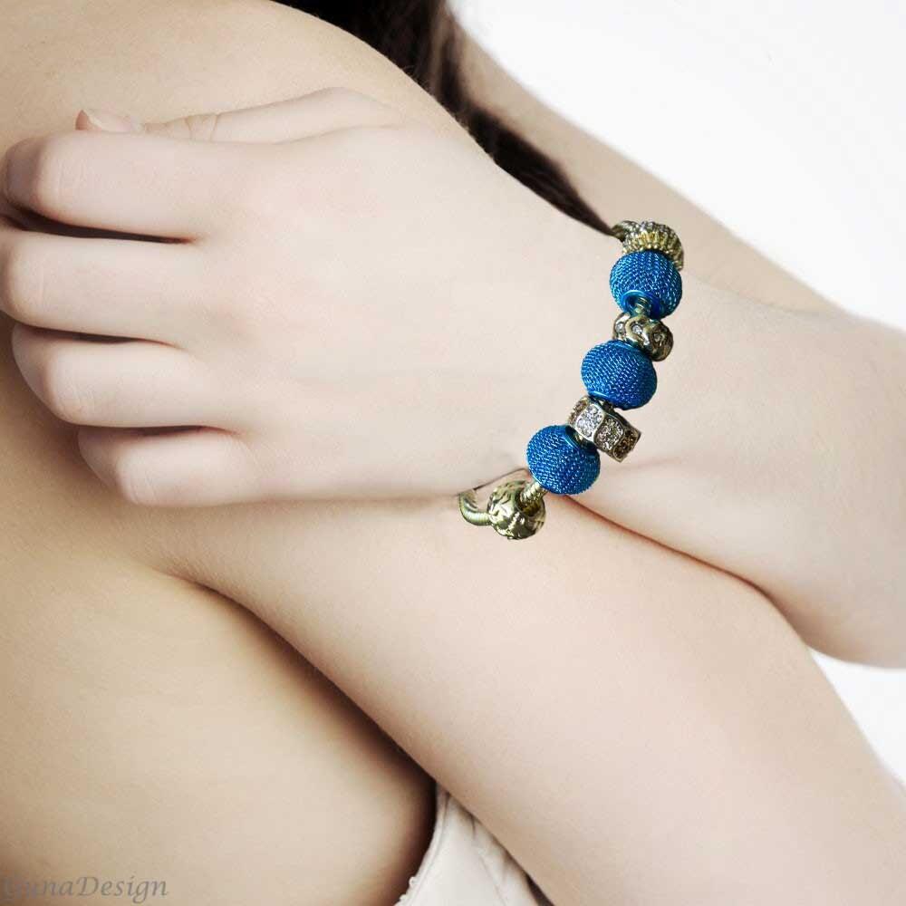 gunadesign Pnadora bead bracelet