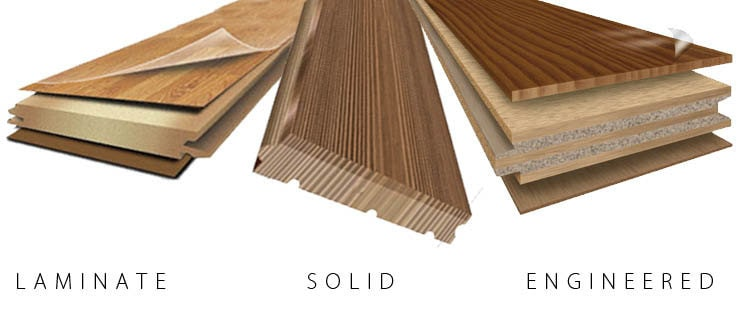 The Difference Between Veneer Laminate Amp Solid Wood
