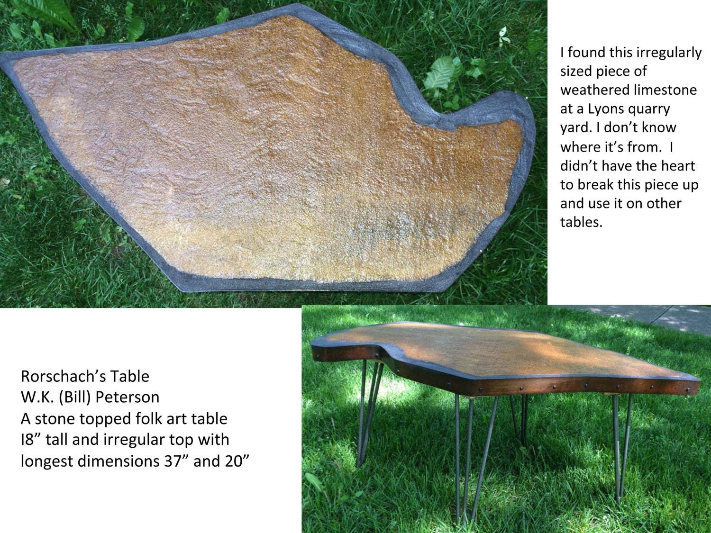 Rorsharcs Table