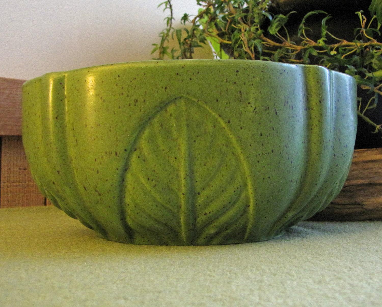 Haeger Green Planter