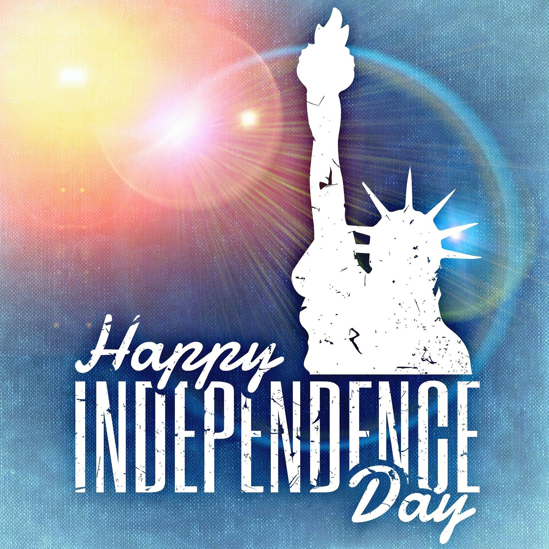 Independence Day, Fourth of July, Statue of Liberty