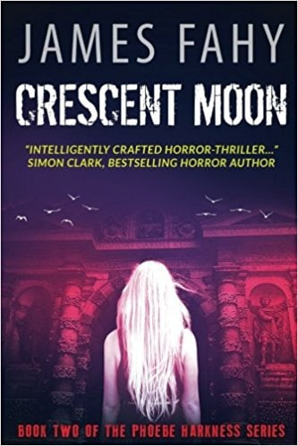 Crescent Moon by James Fahy