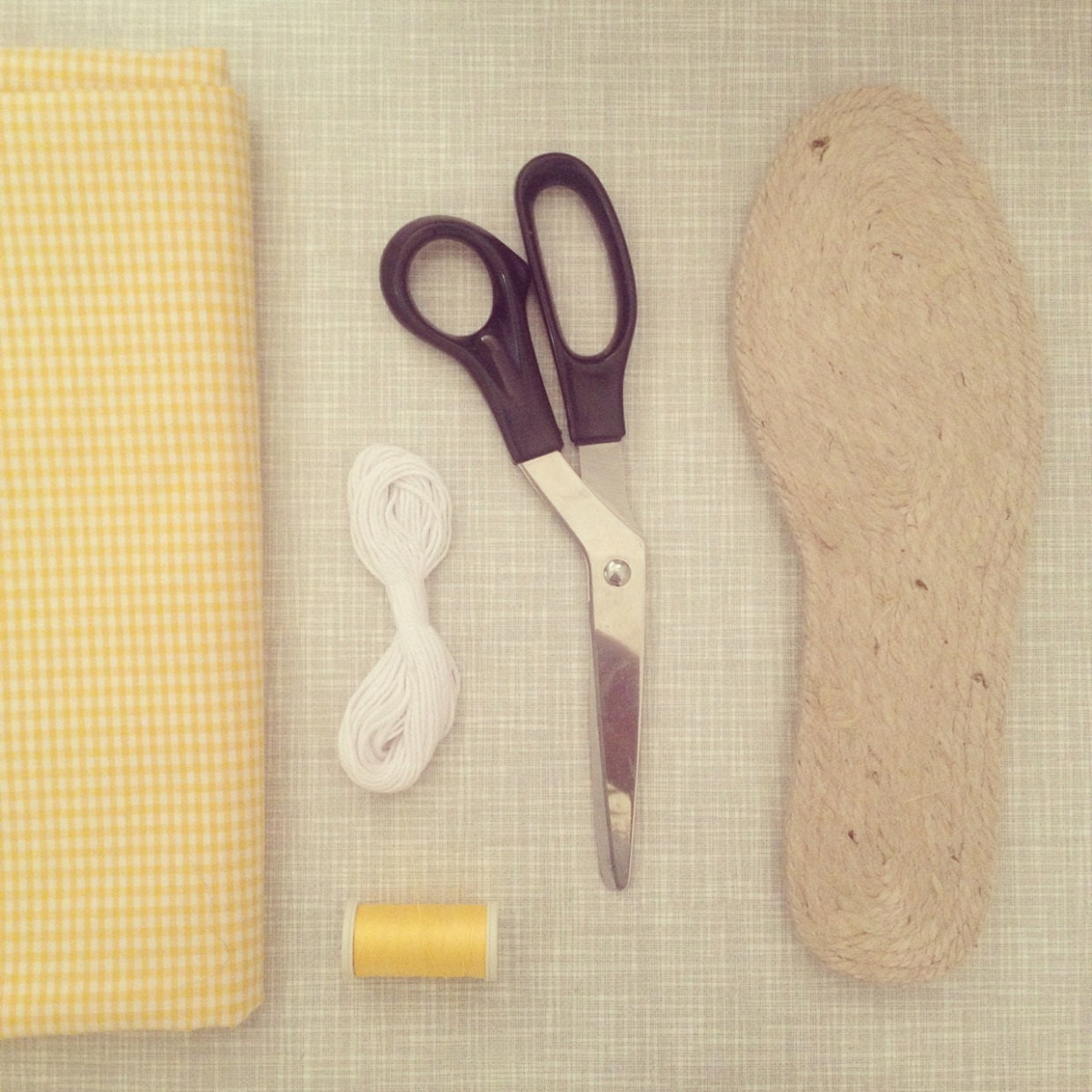 Make your own espadrilles with Suzie London