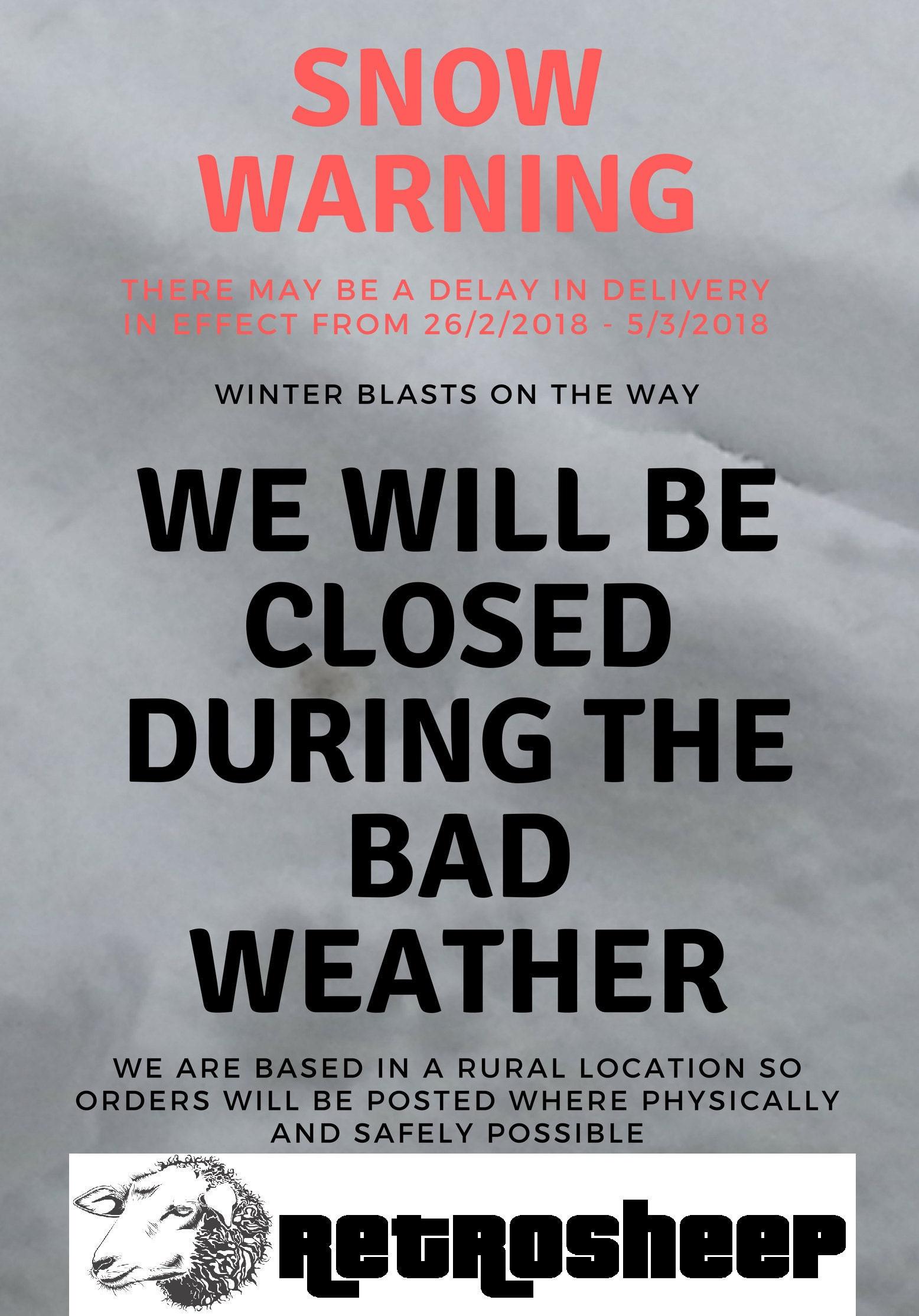 #Snowmageddon  #snowday #snowuk #snow