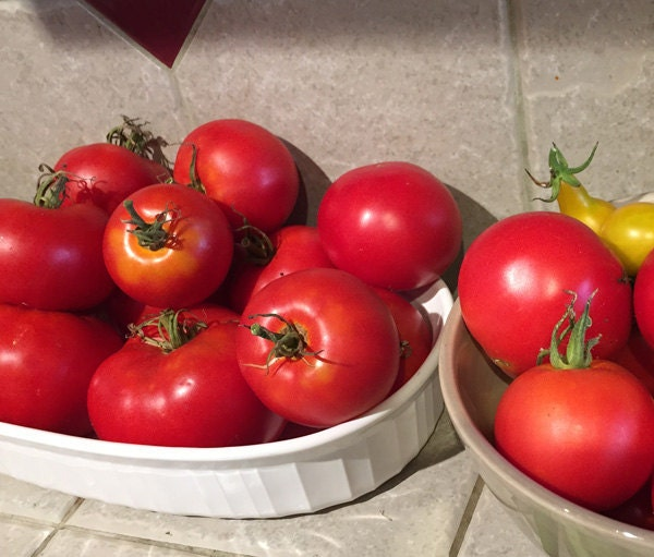 Easy Summer Recipe: Fresh Tomato Soup