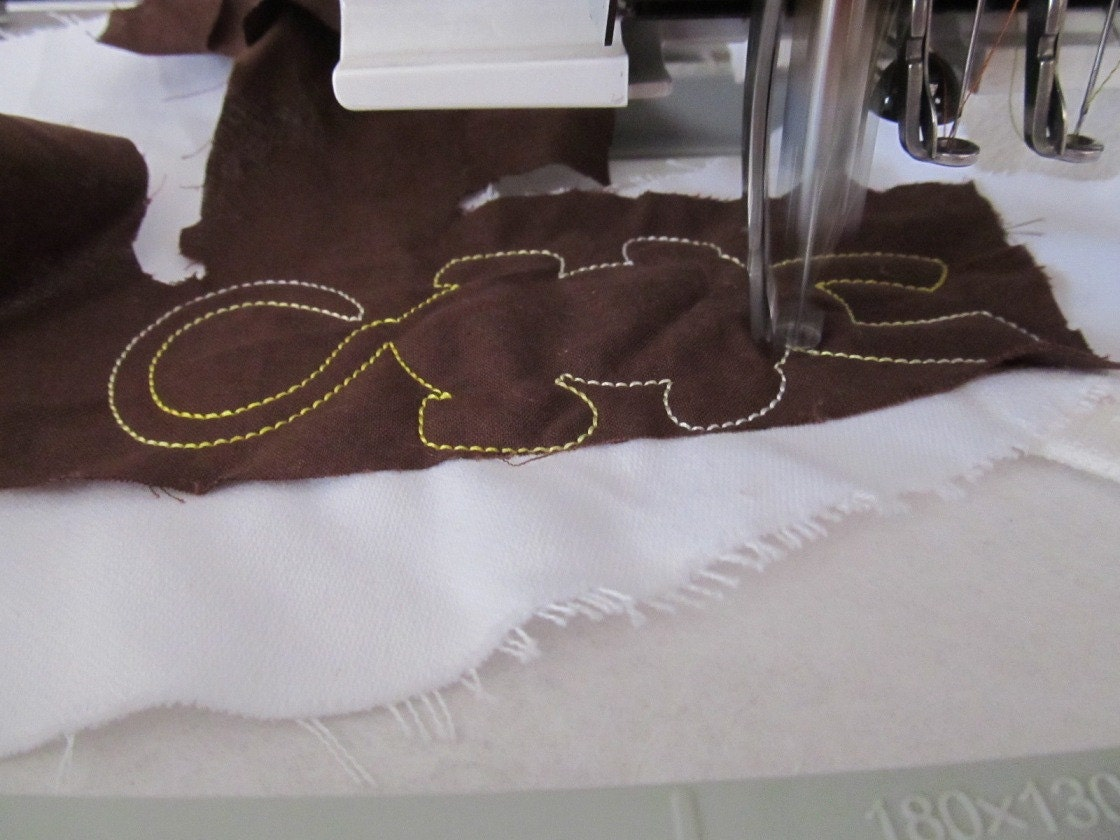 monkey towel topper embroidery applique designs ith towel project