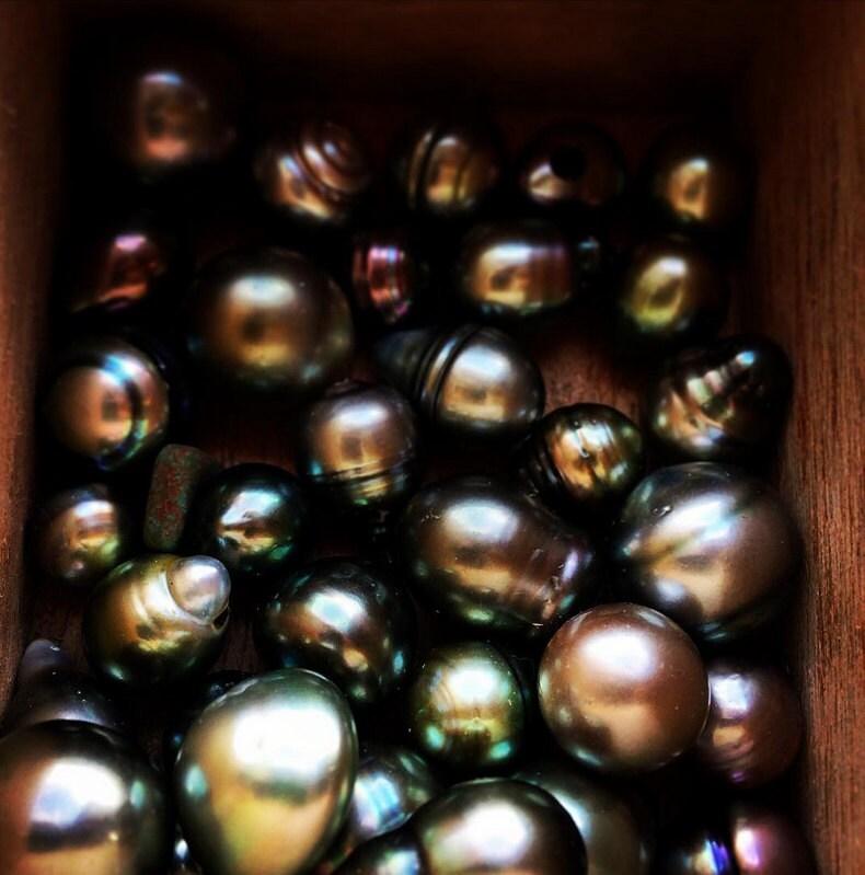 Tahitian Pearls - loose