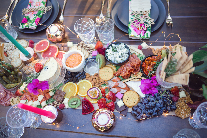 Gourmet Platters for Weddings