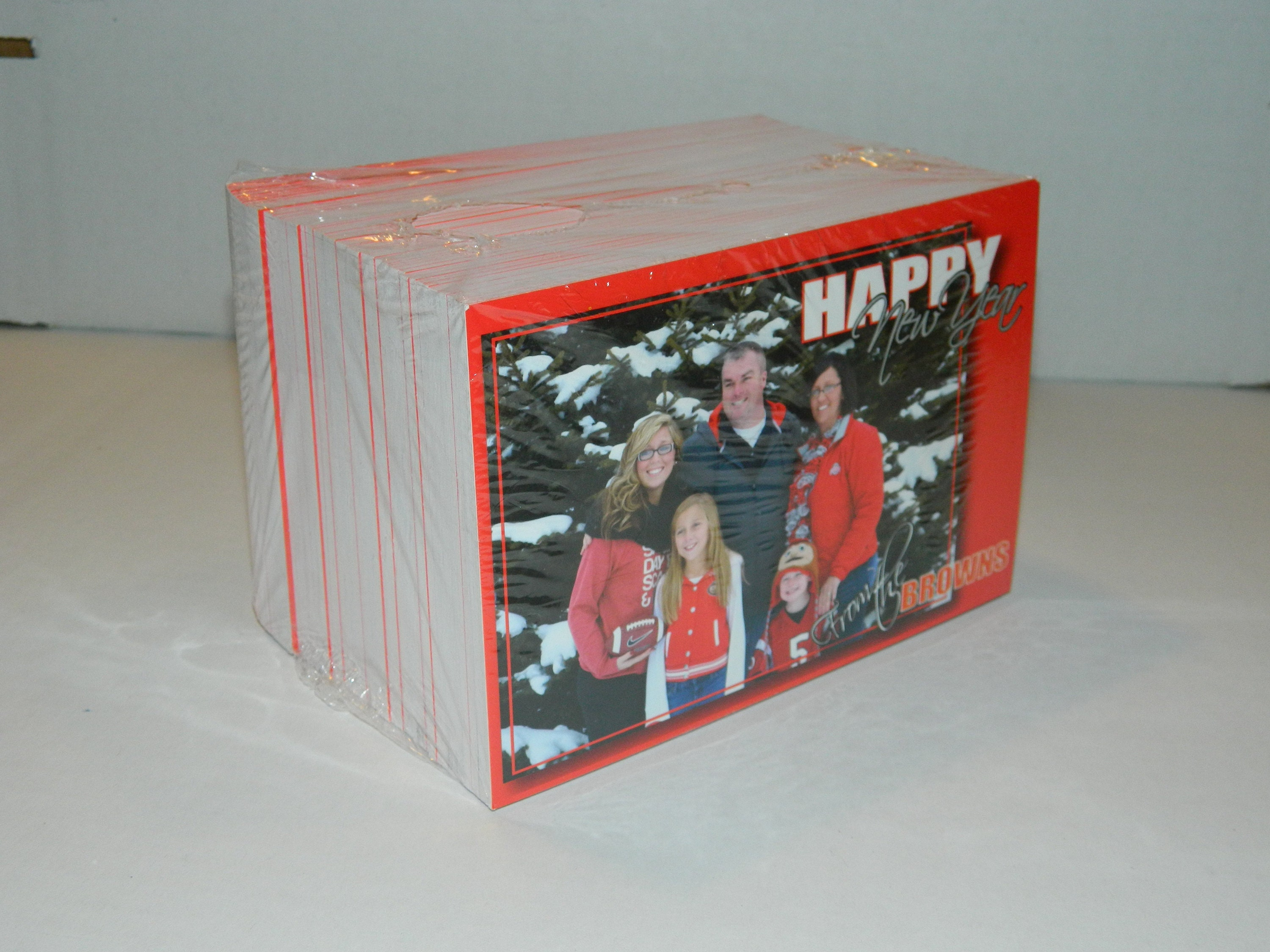 Holiday Cards for Dale Brown