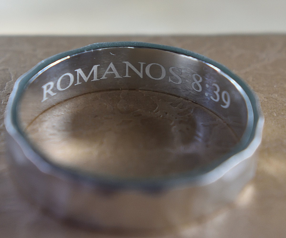 Professional Inside Engraving Ring