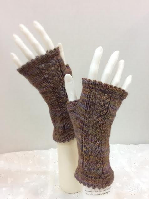 Knit Witts mitts