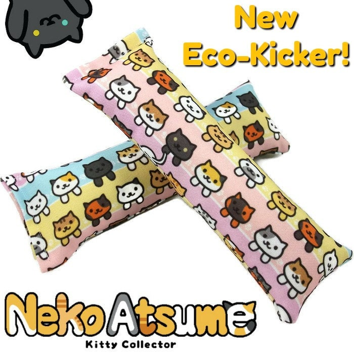 Neko Atsume Eco-Kicker