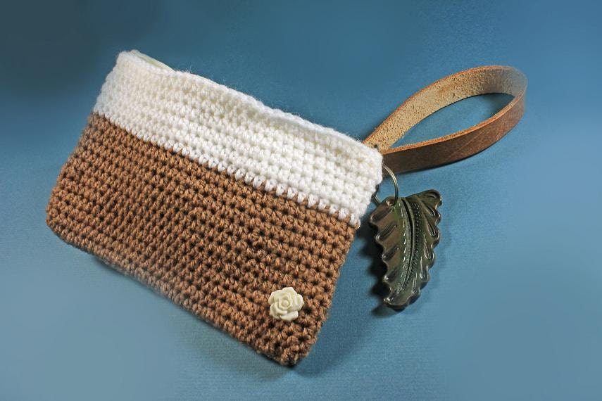 ADKArtsBoutique and AcrossLeather Bag