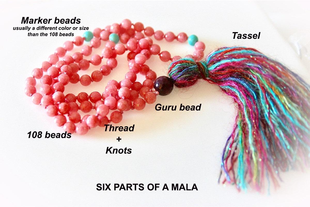 Six Parts of a Mala
